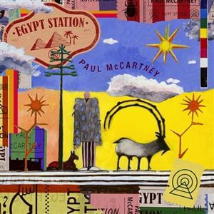 آلبوم Egypt Station از Paul McCartney