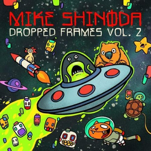 آلبوم Dropped Frames, Vol. 2 از Mike Shinoda