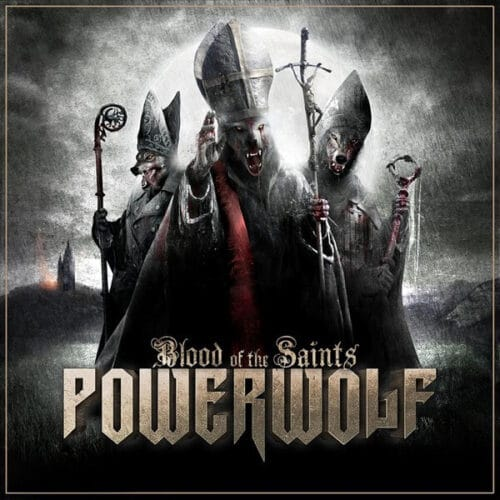آلبوم Blood Of The Saints از گروه Powerwolf