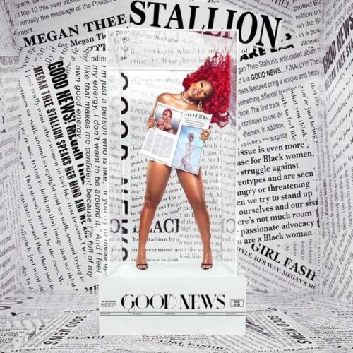 دانلود آلبوم Good News از Megan Thee Stallion